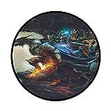 Video Juego Dragon AgeCircular estera sala de estar dormitorio...