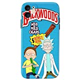 iPhone 11 case,Backwoods Soft Slim Flexible TPU Cover with Full HD+Graphics for iPhone 11(6.1) (Backwoods1)
