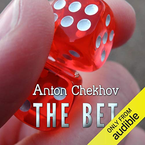 The Bet audiobook cover art