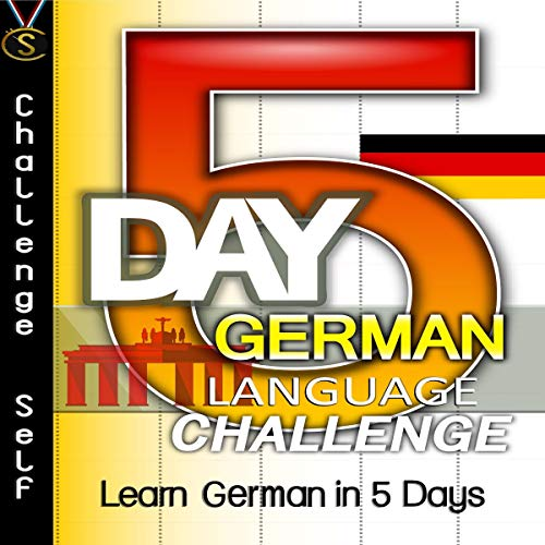 5-Day German Language Challenge cover art