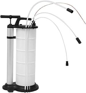 WUPYI2018 9L Bomba de Aceite Manual y Bomba de extracción de líquido, Bomba de Motor de Coche para Diferentes extracción de líquido