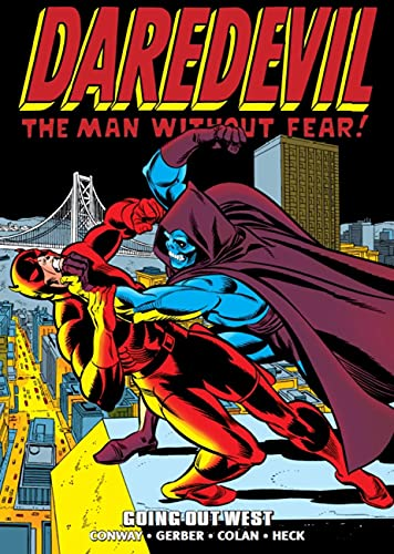 Daredevil Epic Collection: Going Out West