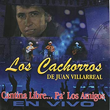 Cantina Libre Pa' Los Amigos En Vivo