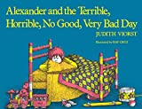 Alexander and the Terrible, Horrible, No Good, Very Bad Day Children's Book
