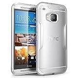 SupCase Unicorn Beetle Premium Hybrid Protective HTC uno M9Caso Claro