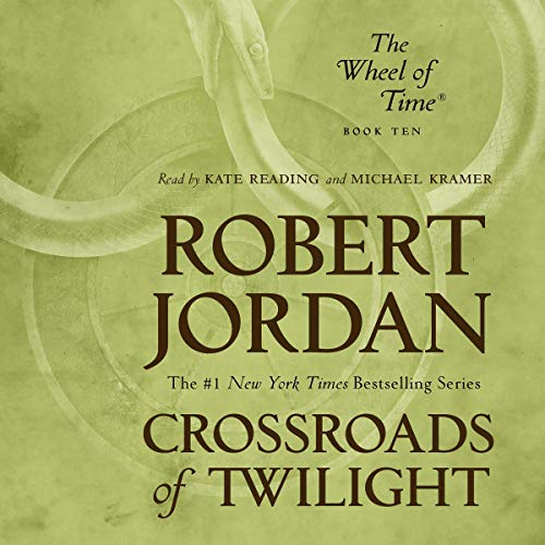 Page de couverture de Crossroads of Twilight