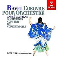 Cluytens/SDCD Conservatoire - Ravel: Daphnis et Chloe [SACD Hybrid] (Japan) by Cluytens/SDCD Conservatoire - Ravel: Daphnis et Chloe [SACD Hybrid] (Japan) (2012-07-29)