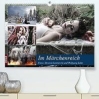 Im Maerchenreich (Premium, hochwertiger DIN A2 Wandkalender 2022, Kunstdruck in Hochglanz): Gemeinschaftsprojekt mit dem Ziel, verschiedene Maerchen - teilweise abgewandelt oder humorvoll - fotografisch umzusetzen (Monatskalender, 14 Seiten )