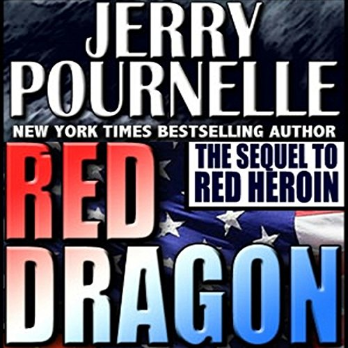 Red Dragon audiobook cover art