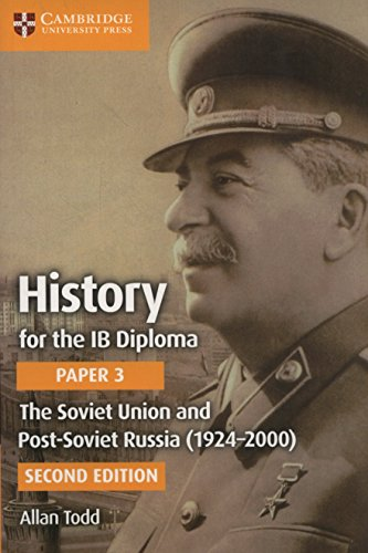 The Soviet Union and Post-Soviet Russia (1924–2000) (IB Diploma)