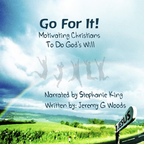 Go For It! audiobook cover art
