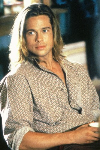 Brad Pitt Legends Of The Fall 24x36 Poster