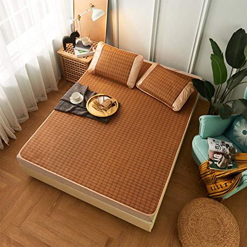 FGDSA Matratze Topper Pad Kühlung Sommer Schlafmatte und Pillow Shams Set, 1.351,95...