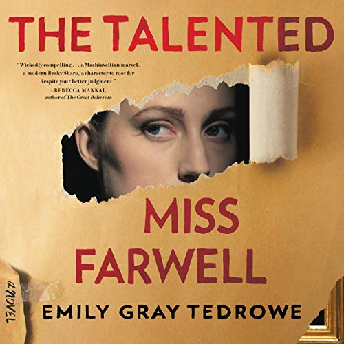 The Talented Miss Farwell cover art