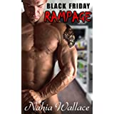 Black Friday Rampage: First Werewolf Encounter (English Edition)