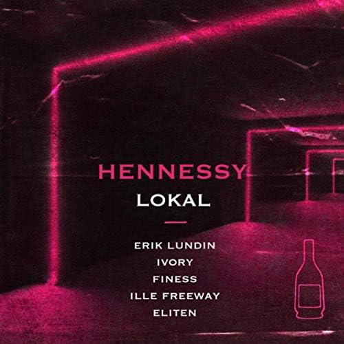 Lokal feat. Erik Lundin, Ivory, Finess, Ille Freeway & Eliten