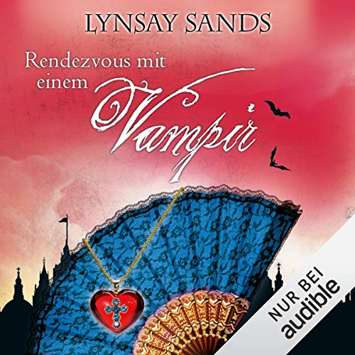 Rendezvous mit einem Vampir audiobook cover art