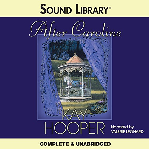 After Caroline audiobook cover art