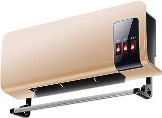 JIY Calefactores Calentador doméstico Cuarto de baño Montaje en Pared Dormitorio Calentador eléctrico Resistente al Agua Calor rápido (Design : Local)