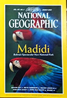 National Geographic Magazine, March 2000 (Vol. 197, No. 3)