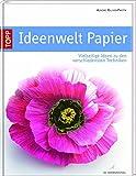 Ideenwelt Papier: Vielseitige Ideen zu den verschiedensten Techniken (DC International)