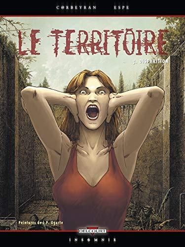 Le Territoire T03: Disparition