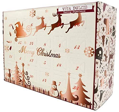 Whisky Adventskalender Edition 2 - Vita Dulcis - 24x0,02l