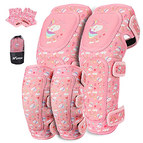 Kids Protective Gear Set, Innovative Soft Youth...