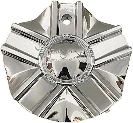 ION 62331580F-3 C1332 Chrome Wheel Center Cap Ion Wheels