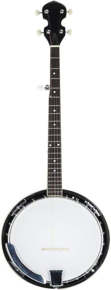 Waful 5-String Geared Tunable Banjo Gra Top Max 43% OFF with Very popular 5-string
