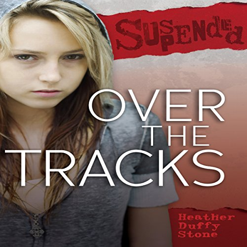 Over the Tracks audiobook cover art