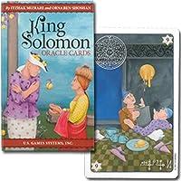 【あなたの人生の導き手】キング・ソロモン・オラクル・カード
