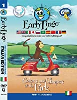 Early Lingo Colors and Shapes at The Park DVD (Part 1 Italian) by Early Lingo [並行輸入品]
