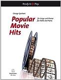 Popular Movie Hits für Geige und Klavier