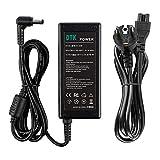 DTK 19V 3.42A 65W Chargeur Alimentation Secteur pour ASUS Toshiba Medion Connecteur: 5.5 * 2.5mm Adaptateur pour...