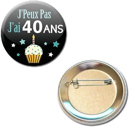 Magnet 56mm Mamy damour aimant frigo id/ée cadeau anniversaire no/ël f/ête des grand-m/ères