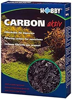 HOBBY Filtration, Carbon Aktiv Small 300 g
