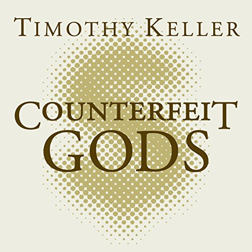 Counterfeit Gods audiobook cover art