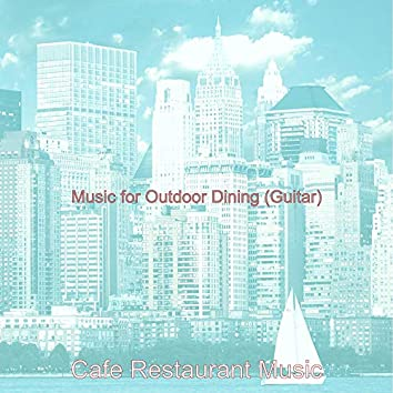 Music for Outdoor Dining (Guitar)