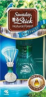 サワデー香るスティック 消臭芳香剤 ディープフォレスト 70ml