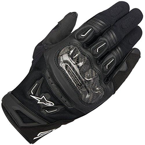 Alpinestars Men's SMX-2 Air Carbon V2 Leather Motorcycle Glove