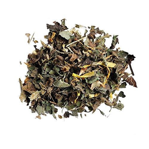 Kräutertee Kräuter Tee naturbelassen Mischung aus Marokko ✔ Tea Chay Chai lose ✔ Teemischung ✔ ohne Zusatzstoffe, Aromastoffe & Konservierungsstoffe, 100g
