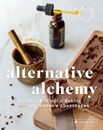 51vkG4HSsqL - Alternative Alchemy: Recipes and Mindful Baking with CBD, Herbs, and Adaptogens