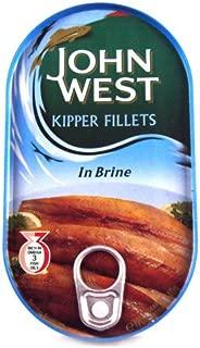 John West Kipper Fillets in Brine - 6.7oz