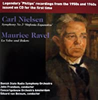 Symphony No. 3/Bolero (Concertgebouw Orchestra) by Nielsen/Ravel