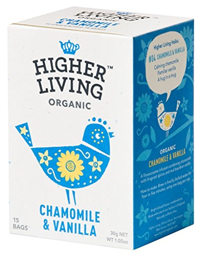 Higher Living Kamille & Vanille 15 Beutel