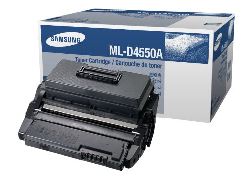 HP Samsung Electronics ML-D4550A Black Toner Cartridge - 10,000 Page Yield