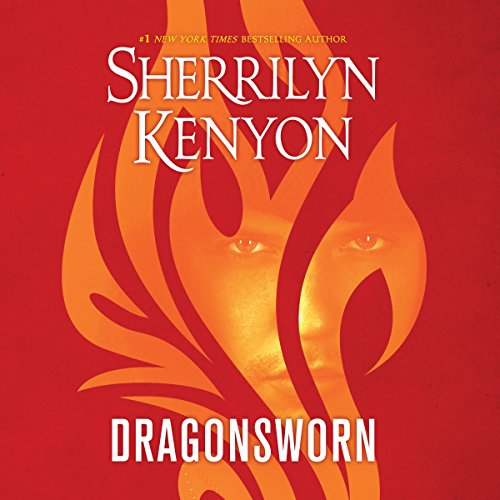 Dragonsworn audiobook cover art