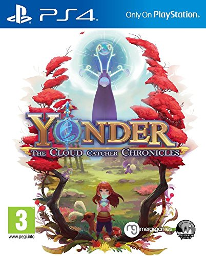 Yonder: The Cloud Catcher Chronicles [Importación francesa]
