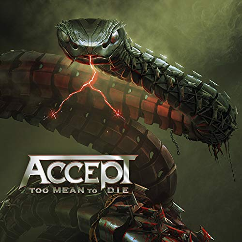 Accept: Too Mean to die (Audio CD)